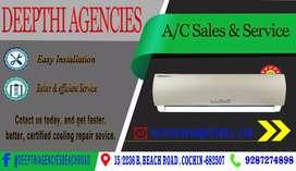 Ac service  and Maintenance