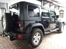 Jeep JK Wrangler Rubicon 3.8L thn 2009
