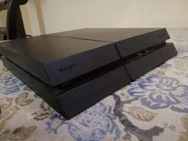Ps4 with Multiple Accessories and games