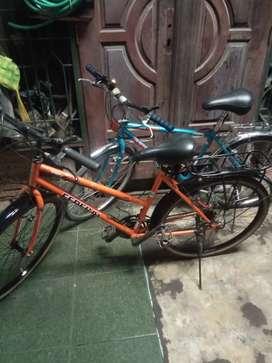 Dijual dua unit sepeda federal