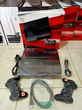 PS3 SLIM HDD 500 GIGA FULL GAME  FULL SET
