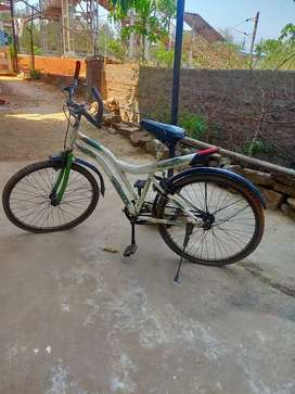 New model bicycle