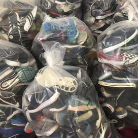 New Variety /Used Branded and Imported sports shoes 2021