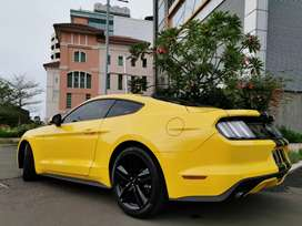 FORD MUSTANG 2.3 ECO BOOST 2016/2019 YELLOW