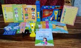 Talking book for kids