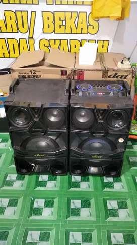 Speaker dat dx121