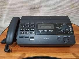 Mesin Fax Thermal Panasonic KX-FT503 (Hitam)