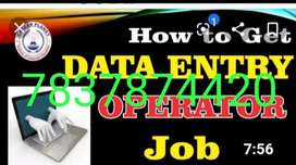 Earn weekly from home based job data typing