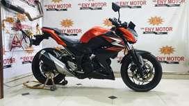 06.Kawasaki NINJA Z 250 bodi mulus *ENY MOTOR*