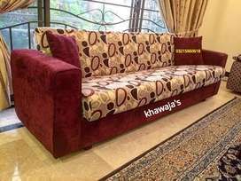 best sofa cum bed brand new ( khawaja's