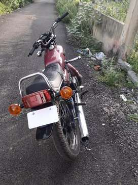 Rx 100 , full good condition  ,tuned bike