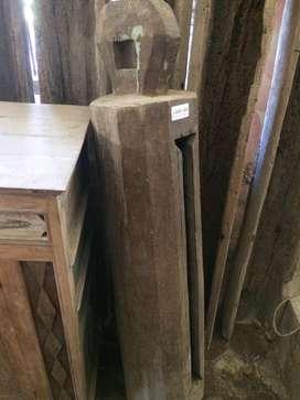 Kentongan kayu jati