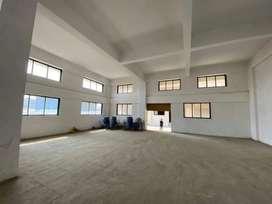 Industrial gala on ground floor,1st,2nd floor in 1.45 cr.