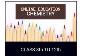 Online education chemistry