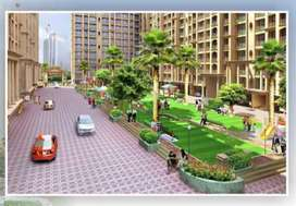 2 BHK FOR SALE IN AGARWAL PARAMOUNT VIRAR WEST