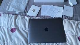 MacBook Pro 2020 Touchbar 13 inch SSD 256 GB / Like New / Garansi ON