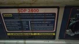 Mesin genset SDP 2400