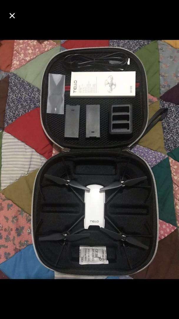 DJI Ryze - Tello Mini Drone MURAH & BANYAK BONUS (Negotiable) 0