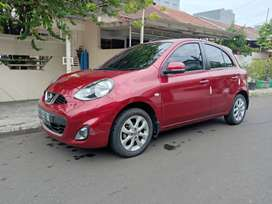 Jual Nissan March 2015 1.2 XS Automatic