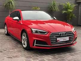 Audi S6, 2018, Petrol