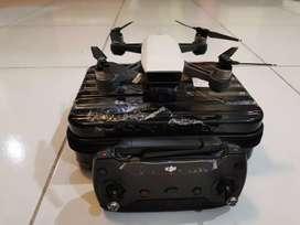 DRONE DJI Spark Set 2 baterai dan remore