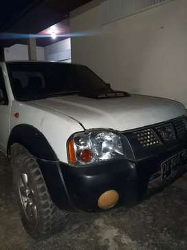 Nissan Frontier 2.5 4x4 2010