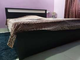 Year and half old double bed