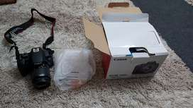 Canon 700D brand New Camera (DSLR),  UAE international model
