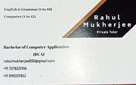 Teacher ENGLISH , GRAMMAR , COMPUTER