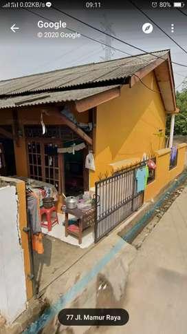 Rumah Kontrakan Petakan Murah (Lokasi Strategis) di Pusat Kota Bekasi