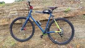 Gravel Bike Rakitan - White GX
