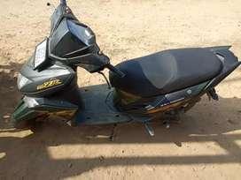 Yamaha ZR new condition