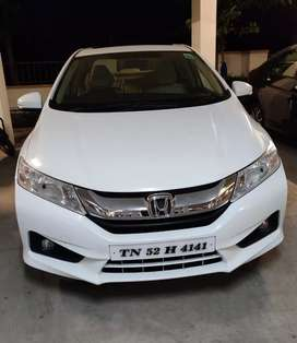 Honda City, Diesel, VX Top Variant with Sunroof White colour for Sale