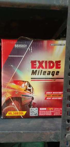 Car batteries @2500/buyback