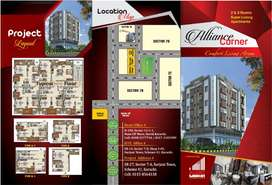 420 Sq Ft Shops Available, In Alliance Corner