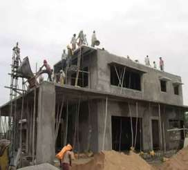 All type civil and electrical work contractr