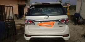 Fortuner 2013 automatic in a really good condition