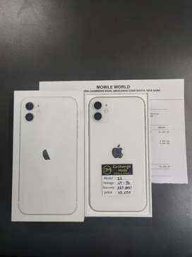 Iphone 11 64gb ( 4days old only )