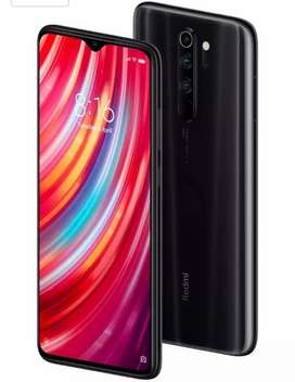 Selling my box pack new redmi note8 pro.