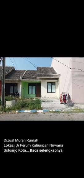 Rumah siap huni Kahuripan Nirwana dekat tol Sidoarjo