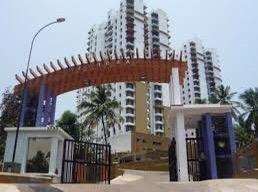 Duplex 4 bhk with 6 balconies