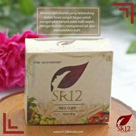 Sabun herbal beras