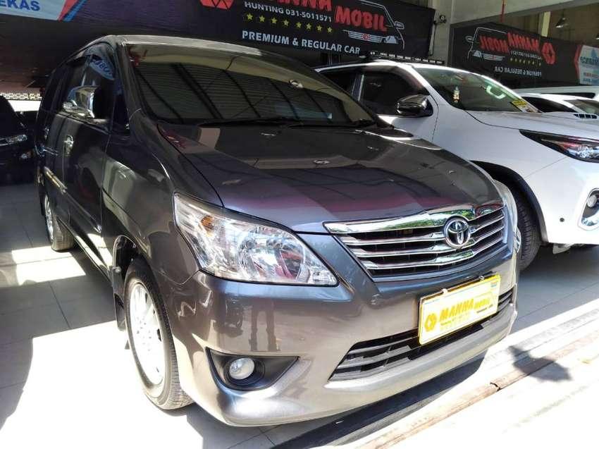 Toyota Innova G Diesel AT 2012 - Tngn Pertama 0