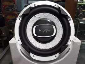 Subwoofer VENOM TURBO seri VX-12TO 12inch Subwoofer Mobil Audio Mobil