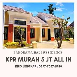 Kpr Murah Hanya Bayar 5jt All In di Panorama Bali Residence