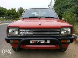 Maruti Suzuki 800 AC Uniq, 1985, Petrol