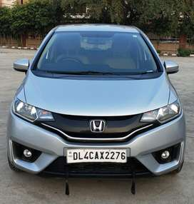 Honda Jazz SV Manual, 2017, Petrol