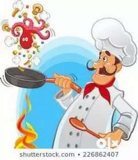 WANT WORKER FOR CHINESE & DOSA