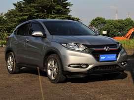 DP 30 jutaan Honda HRV 2016 E CVT 1.5 A/T Silver