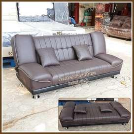 Sofabed keluarga pabrikan berkualitas bukam barang abal2